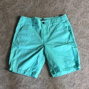 Aeropostale Mint Green Shorts Men